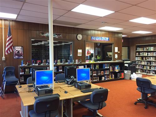 Junior High Library